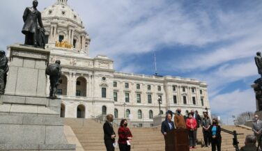 Announcing Polymet Supreme Court Ruling on the MN Capitol Steps