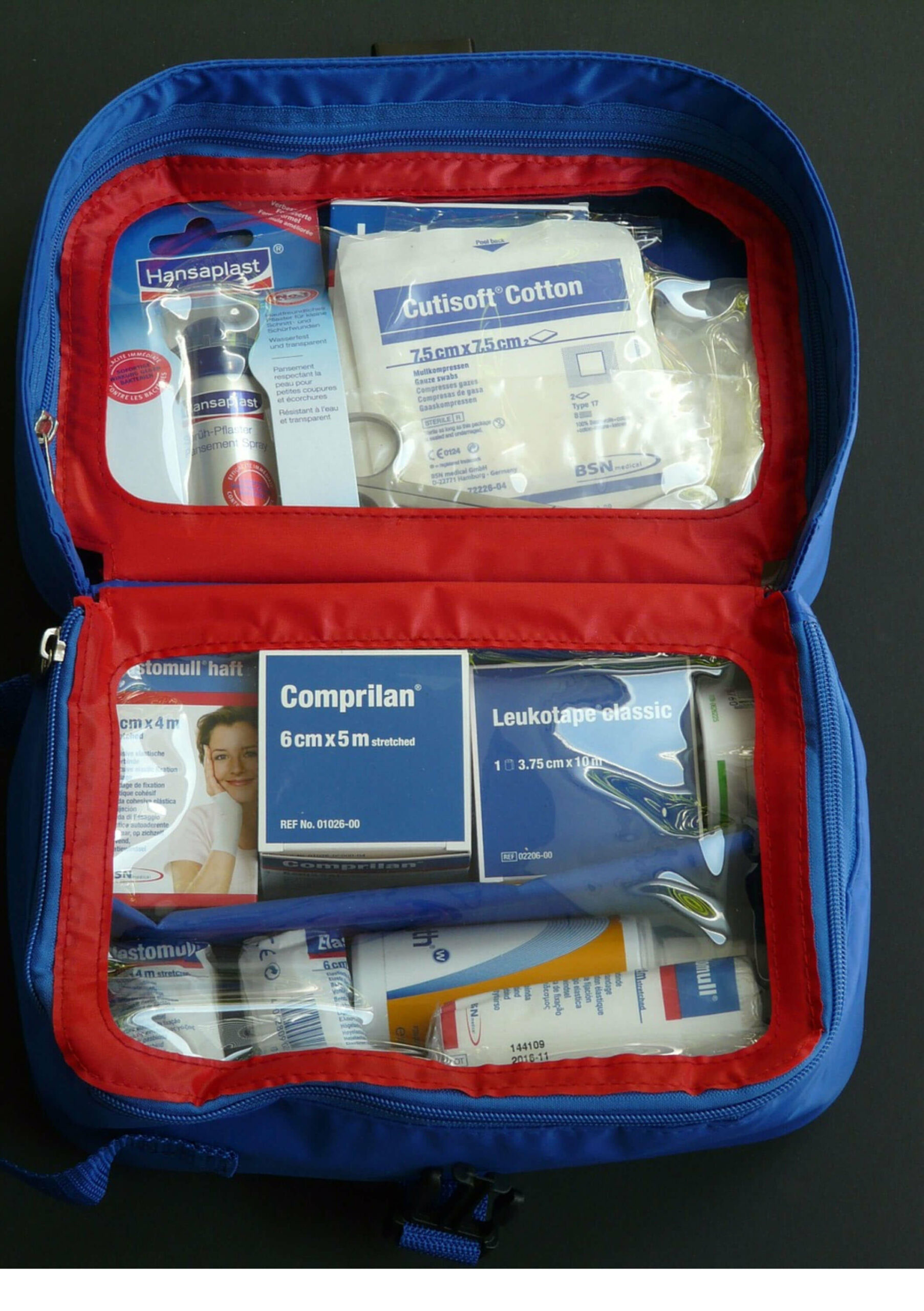 Image of a first aid kit.